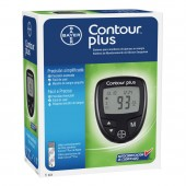 Kit Monitor de Glicemia Contour Plus