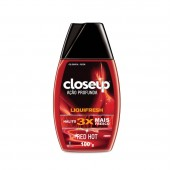 Creme Dental Close Up Ação Profunda LIquiFhesh Red Hot