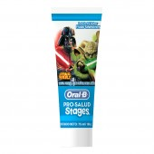 Creme Dental Infantil Oral-B Pro-Saúde Stages Star Wars