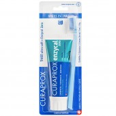 Kit Creme Dental Enzycal Zero Flúor + Escova Dental 5460