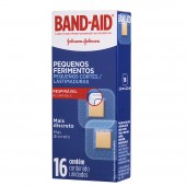 Curativos Band-Aid Pequenos Ferimentos