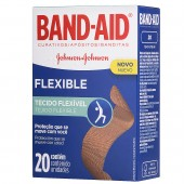 Curativos Band-Aid Flexible