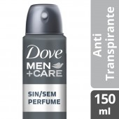 Desodorante Aerosol Dove Men Care Sem Perfume