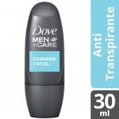 Desodorante Roll On Dove Men Care Clean Comfort