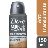 Desodorante Aerosol Dove Men Talco + Sândalo