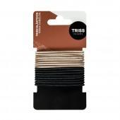 Elástico para Cabelo Triss Metalicos