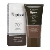 Protetor Solar Episol Color Pele Negra FPS70