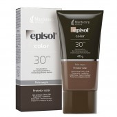 Protetor Solar Episol Color Pele Negra FPS30
