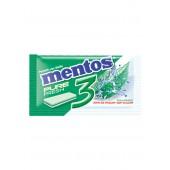 Goma de Mascar Mentos Spear Mint 3