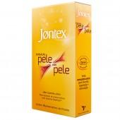 Preservativo Jontex Pele com Pele