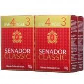 Kit Sabonete Senador Classic