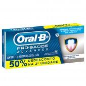 Kit Creme Dental Oral-B Pro-Saúde Advanced