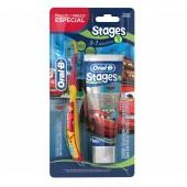 Kit Infantil Oral-B Stages
