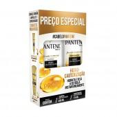 Kit Pantene Shampoo + Condicionador Hidro Cauterização