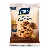 Cookies com Castanha e Chocolate