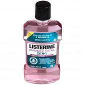 Antisséptico Bucal Listerine Cuidado Total Zero