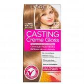 Coloração Permanente Casting Creme Gloss N° 810 Louro Champagne