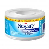 Fita Micropore Nexcare Branca