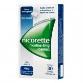 Nicorette Ice Mint 4mg