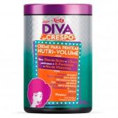 Creme de Pentear Turbinado Niely Diva Nutri-Volume