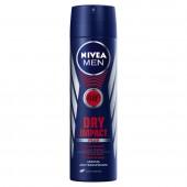 Desodorante Aerosol Nivea Men Dry Impact