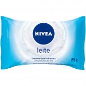 Nivea Sabonete Hidratante Proteína do Leite