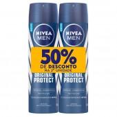 Kit Desodorante Aerosol Nivea Protect & Care