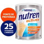 Complemento Alimentar Nutren Active Sabor Baunilha