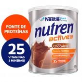 Complemento Alimentar Nutren Active Sabor Chocolate