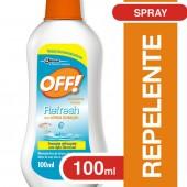 Repelente Spray OFF Refresh