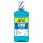 Antisséptico Bucal Oral B Pro-Saúde