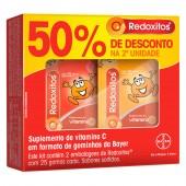 Redoxitos Suplemento de Vitamina C Kit 50% de desconto na segunda unidade