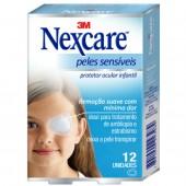 Protetor Ocular Infantil Peles Sensíveis