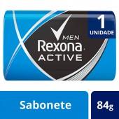 Sabonete Rexona Men Active