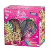 Kit Shampoo Ricca Barbie Reinos Magicos + Condicionador