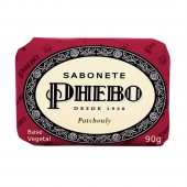 Sabonete Phebo Patchouly