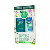 Kit Shampoo + Condicionador Seda Baixo Poo Hidratação