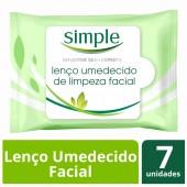 Lenços Umedecidos de Limpeza Facial
