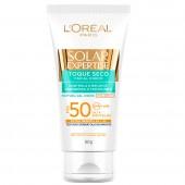 Protetor Solar Facial Expertise Toque Seco FPS 50