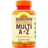 Multivit A-Z Sundown