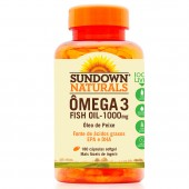 Fish Oil 1000mg Sundown
