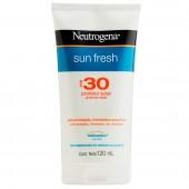 Protetor Solar Sun Fresh FPS 30