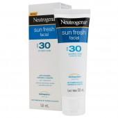 Protetor Solar Facial Neutrogena Sun Fresh FPS30