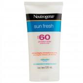Protetor Solar Sun Fresh FPS 60