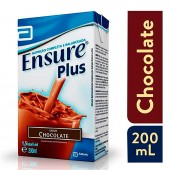 Suplemento Nutricional Ensure Plus Sabor Chocolate