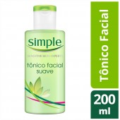 Tônico Facial Simple Suave