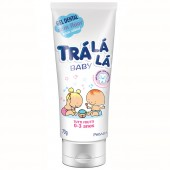 Gel Dental Trá Lá Lá Baby Sabor Tutti-Frutti Sem Flúor