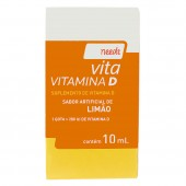 Vitamina D Needs Vita 200UI