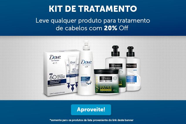 Kit de tratamento