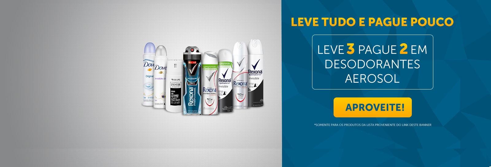 lmpm desodorante unilever